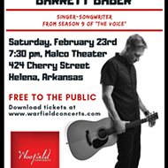 Barrett Baber in Concert