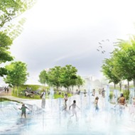 New Tom Lee Park Design Unveiled
