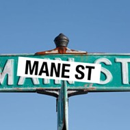 "Petition Seeks Change From ""Main Street"" to ""Mane Street"""