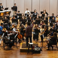 GPAC Youth Symphony Program Spring Concert