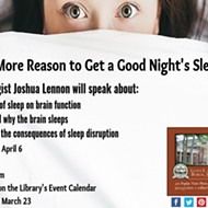 One More Reason to Get a Good Night's Sleep