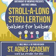 Stroll-A-Long Strollerthon