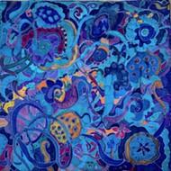 """Blue: A Regional Quilt Challenge"""