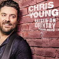 Chris Young with Chris Janson, Riley Green