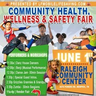 Community Health Wellness and Safety Fair