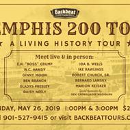 Memphis 200 Living History Tour
