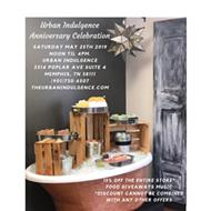Urban Indulgence Anniversary Celebration