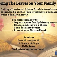Coloring the Leaves on Your Family Tree