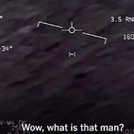 Real UFOs. Fake News.