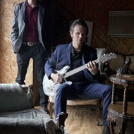 North Mississippi Allstars Shine for Capacity Crowd at Levitt Shell Opener