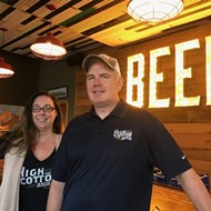 High Cotton Marks 5 Years in Tap Room