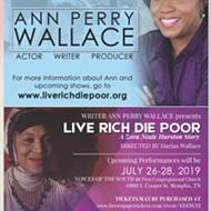 <i>Live Rich Die Poor: A Zora Neale Hurston Story</i>