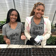 Girls Inc. Farm: Working It