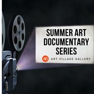 Summer Art Documentary Series