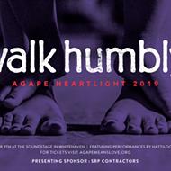 Agape Heartlight: Walk Humbly