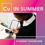 Cu in Summer Student Showcase