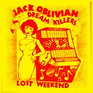 Jack Oblivian Loses His Weekend, Not His Way
