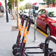 Spin Scooters Hit Memphis Streets