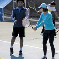 Match Point: Play Tennis Family Day