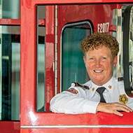 """Do the Work"": Memphis Fire Director Gina Sweat's Tough Road to the Top"