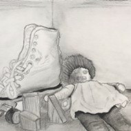 Intermediate Drawing: Composition and Light with Melissa Dunn