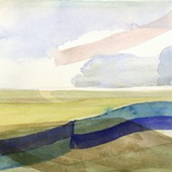 Watercolor:  Landscape Abstraction with Susan Maakestad