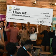 "Memphis Film Prize Awards $10,000 to Brooks and Meyers' ""A Night Out"""