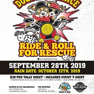 Ride and Roll for Rescue Dice Ride