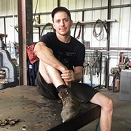 Metal Sculptor Lewis Body Sets up Shop in Memphis