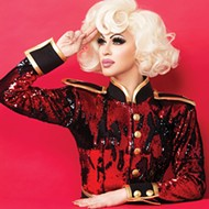 RuPaul's Drag Race's Brooke Lynn Hytes at Club Spectrum