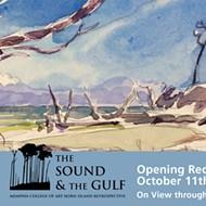 """The Sound & The Gulf: Memphis College of Art Horn Island Retrospective"""
