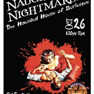 Naughty Nightmares and the Haunted House of Burlesque