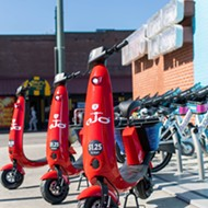Station-Based Scooters to Launch in Memphis Next Week