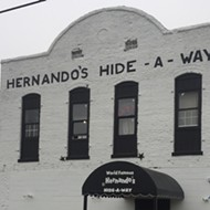 Hernando's Hide-A-Way Opens October 31st With a Halloween Party