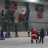 Skate with The Grinch at Mid-South Ice House