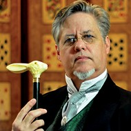 Do You Believe in Magic? See Magician Jeffrey Day at Woodruff-Fontaine Saturday