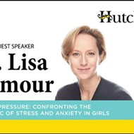 Booksigning by Dr. Lisa Damour