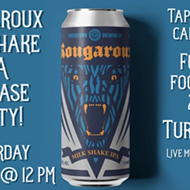 Rougaroux Milkshake IPA Release Party