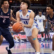 Tigers 70, Connecticut 63