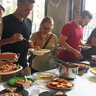 Crosstown's No Meat Meet-Ups: for Vegans and Veg-Curious