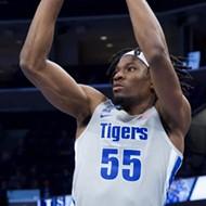 Tigers 77, East Carolina 73