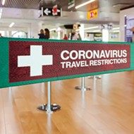 Coronavirus: Precautionary Steps Being Taken Around Town to Prevent Spread