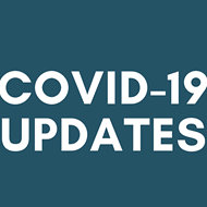 Governmental Announcements of Changes Dictated by COVID-19