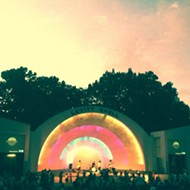 Levitt Shell's Orion Concert Series, Shell Streams