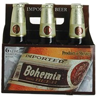 Bohemia: When in Nicaragua, Why Not Have a Mexican Beer?