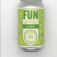 First Local Craft Seltzer Hits Shelves This Week