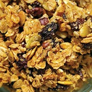 Oat to Joy: Amanda Krog's Nine Oat One Granola
