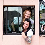 The She Shed Food Truck: Not 'Girly Food'