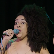 Music Video Monday: Chantae Cann at Crosstown Arts