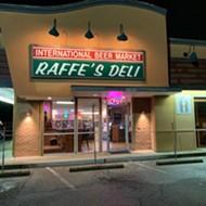 Raffe's Beer Market & Deli to Seek New Location